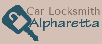 Car Locksmith Alpharetta logo